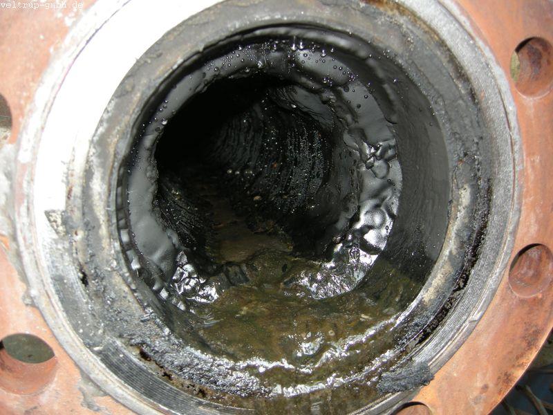 Rohr Reinigung ab 100 mm Ø