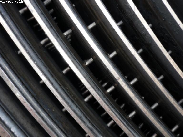 Wärmetauscher und Rohrbündel Außenreinigung
